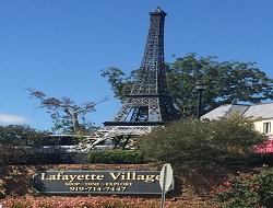 Lafayette Village Eifel Tower